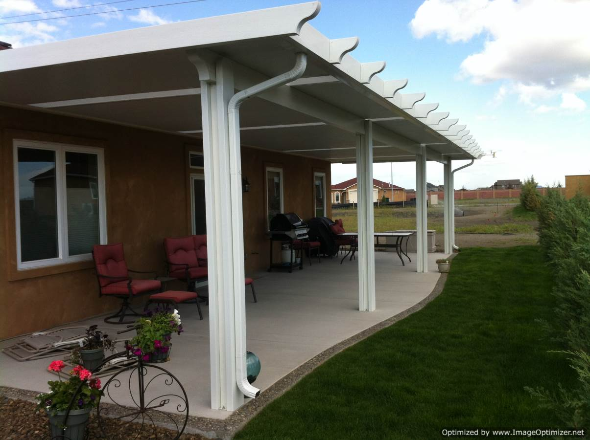 Pictures Of Backyard Patio Covers : Patio Cover Gallery