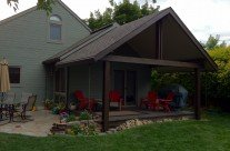 Gabled Patio Cover